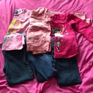 Other - Lot of 3 5T outfits